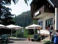 Berggasthaus Präger Böden: Schlemmen im ehemaligen Stall