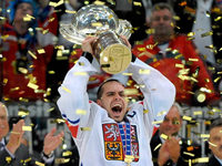 Tschechien ist Eishockey-Weltmeister