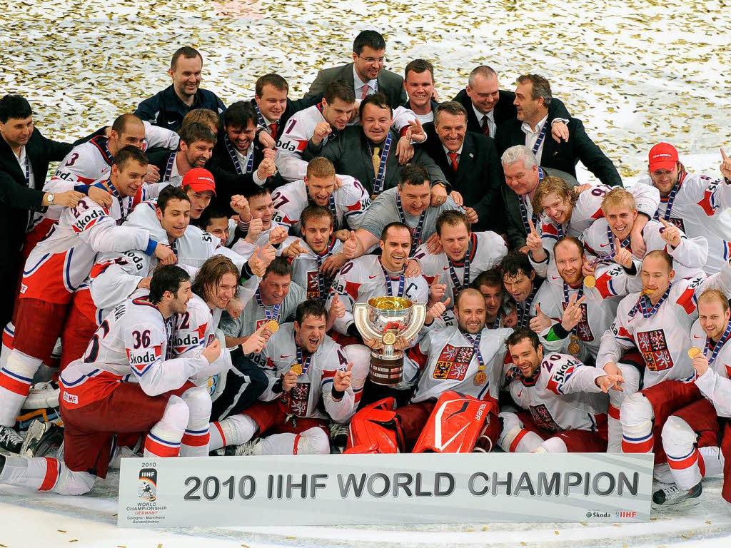 eishockey weltmeister liste