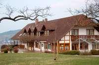 Schleifsteinhof Staufen-Grunern: Strauße mit Geschichte