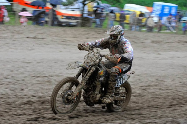 Baden-Wrttembergischer Motocross Pokal OPEN, Nr. 100: Dieter Brstlin, Weil am Rhein