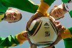 Fotos: Die Bälle der Fußball-Weltmeisterschaften