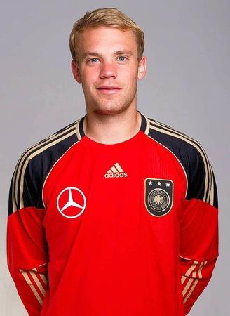 Torwart Manuel Neuer
