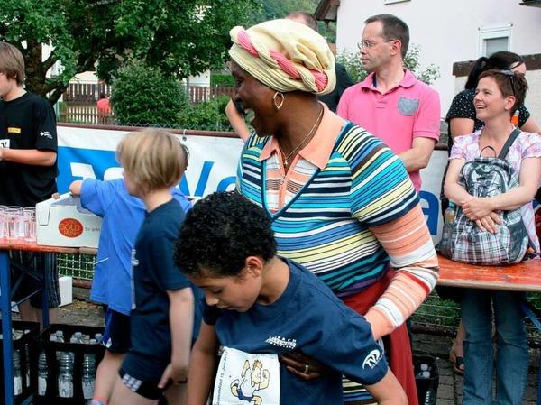 Impressionen von den Kinder- und Jugendläufen beim Sonnwendlauf in Seelbach