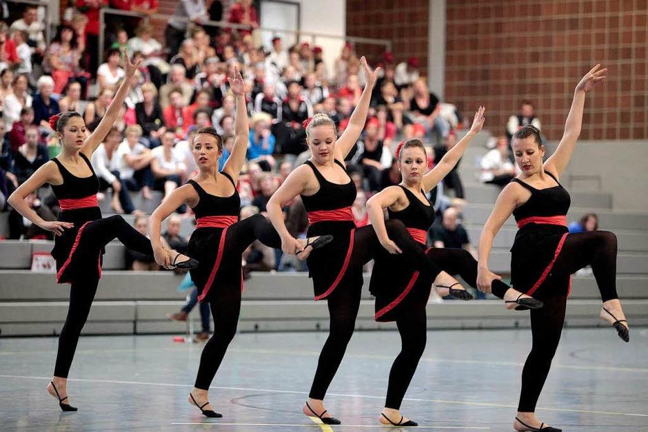 Impressionen vom Deutschland-Cup im Dance in Lahr.