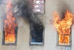 """Fotos: Gasthaus """"Hirschen"""" in Bubenbach Raub der Flammen"""