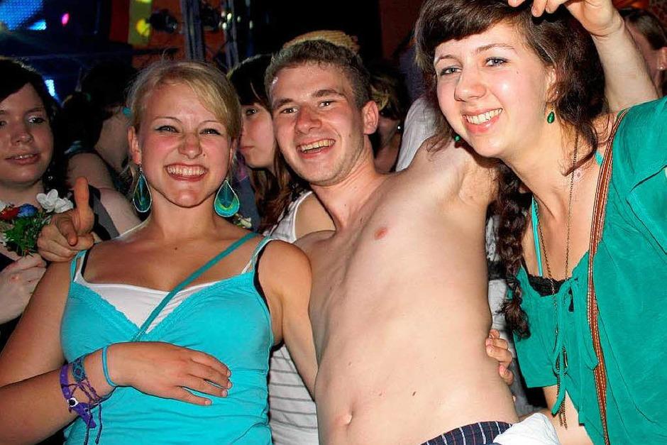 4200 begeisterte junge Menschen bei der Beachparty in Freiamt-Mußbach (Foto: Andreas Schmieg)