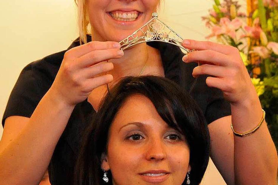 Kindle setzt auch Gut die Krone auf das Prinzessinnenhaupt. (Foto: Michael Bamberger)