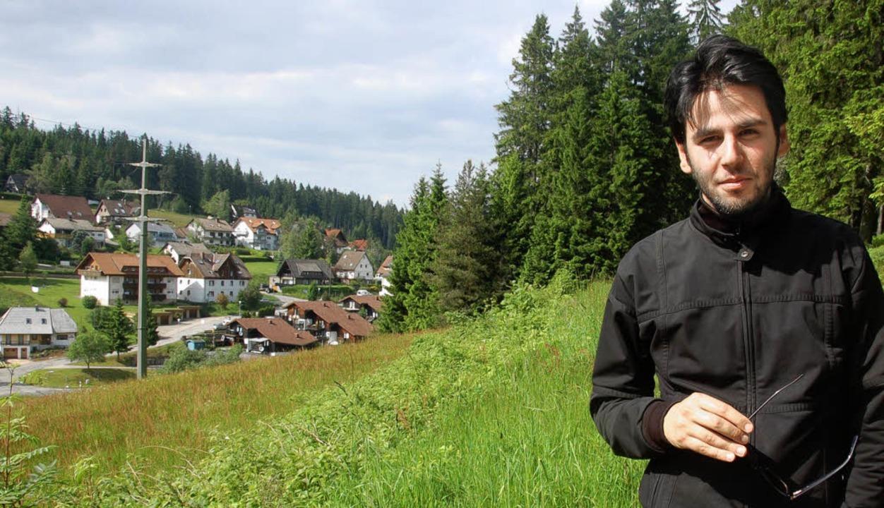 """""""Zuhause ist dort, wo W – ... Utlu in Eisenbach im Hochschwarzwald     Foto: Annemarie Zwick/BZ"""