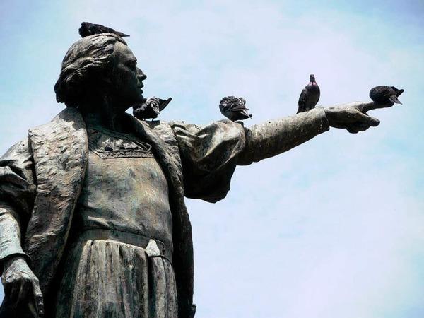 Von der durch Christoph Kolumbus begr�ndeten Kolonialgeschichte zehrt das Bewusstsein der Republik noch heute