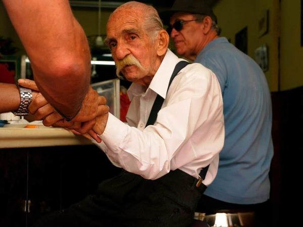 """Santo Domingo ist Kulturhauptstadt Amerikas 2010: Im """"Cafelera"""" treffen sich seit den 30 er-Jahren Intellektuelle und Emigranten"""