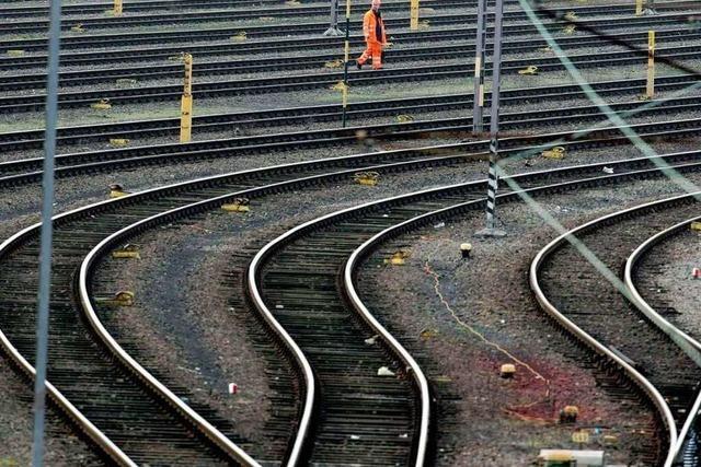 Rheintalstrecke: Die Bahn muss einlenken