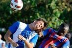 Fotos: SV Weil l�sst gegen FC Basel wenig zu