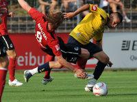 SC Freiburg schlägt Sochaux mit 3:0