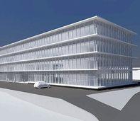Neues Verwaltungsgebäude: Energiedienst AG investiert 18 Millionen