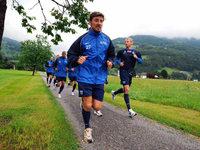 Fotos: Der SC Freiburg im Trainingslager in Schruns