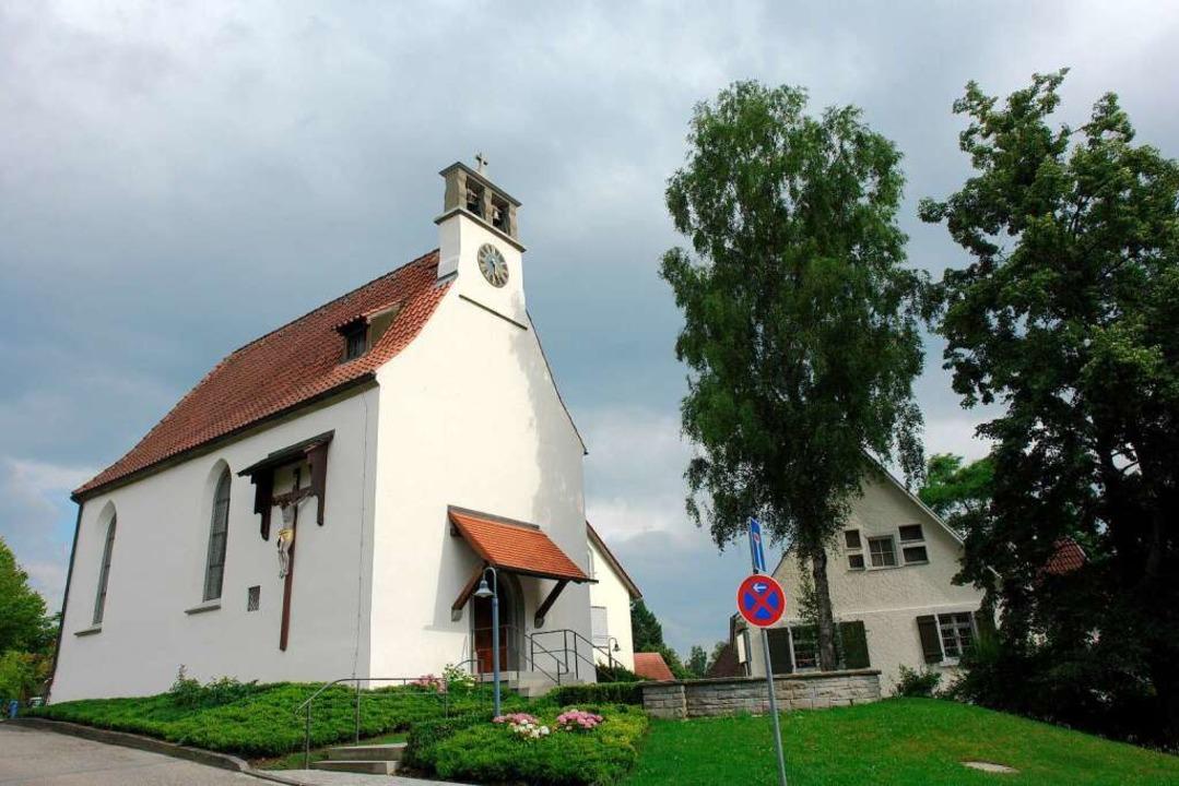 Kapelle St. Cosmas und Damian in Nußdorf / Überlingen    Foto: Jens Schmitz