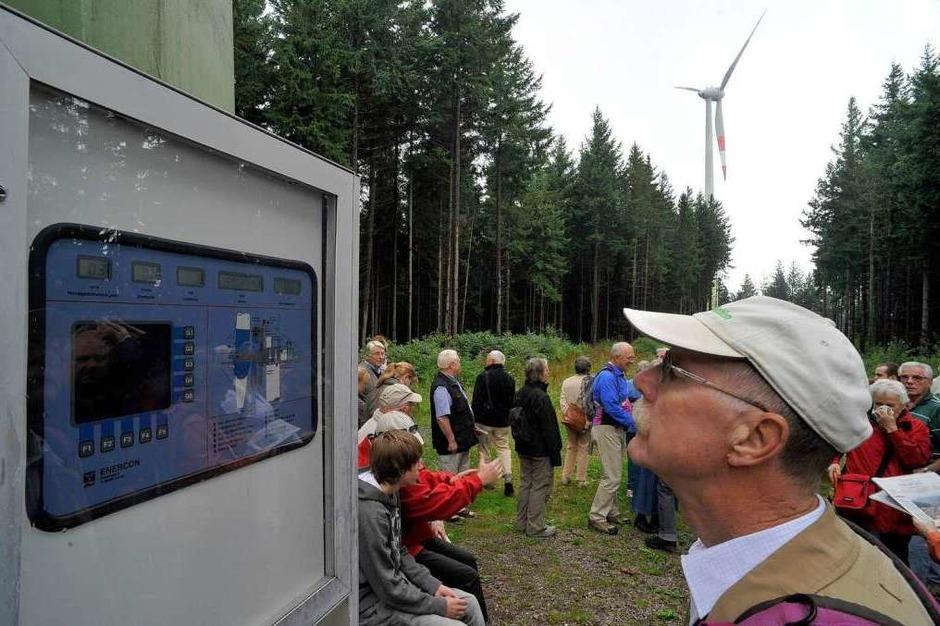 140 Leserinnen und Leser fuhren am Dienstag bei der Ferienaktion auf die Holzschlägermatte am Schauinsland. (Foto: Michael Bamberger)