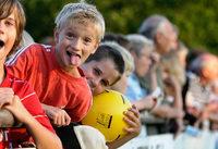 Fotos: Fans feiern beim Kaiserstuhlcup den SC Freiburg