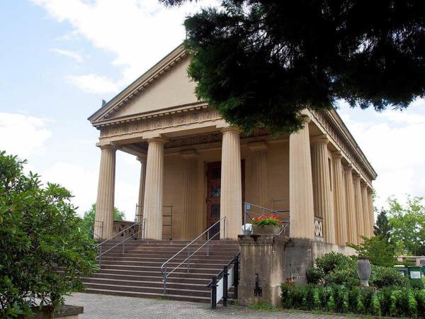 Seit fast hundert Jahren werden im Freiburger Krematorium Tote verbrannt. Derzeit sind es rund 900 im Jahr.