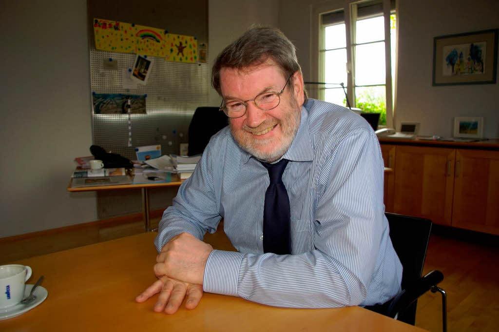 Dr Günther Petry - Oberbürgermeister von Kehl