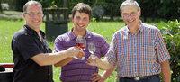 Franckenstein'sche Weinfest: Gaumenfreuden im Gutsgarten