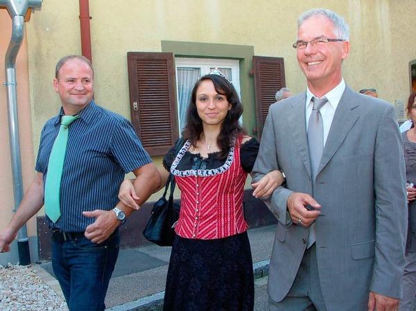 Impressionen von den Ebringer Weintagen. <?ZP?>