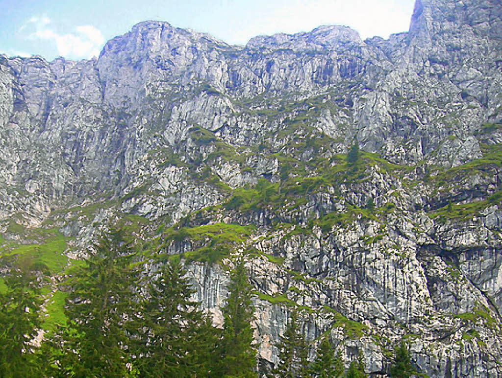 Benediktenwand, bayern | foto: christa riedlberger
