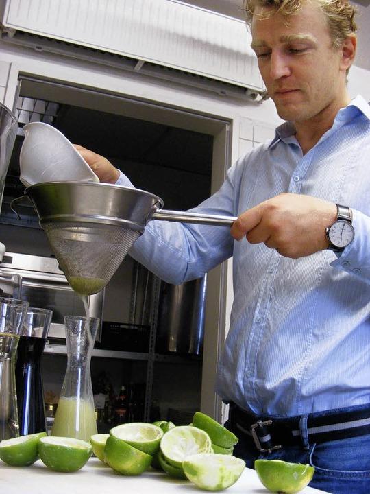limonade kann jeder machen gastronomie badische zeitung. Black Bedroom Furniture Sets. Home Design Ideas