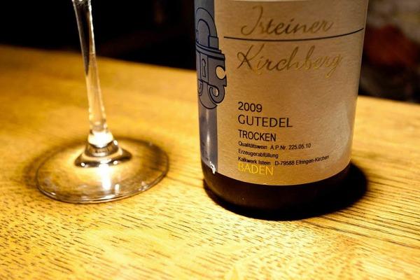 Schönes Nebenprodukt des Isteiner Kalkwerks: Seit den 1950er Jahren baut das Werk Wein an.