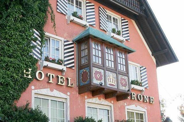 Emmendingen: Hotel Krone