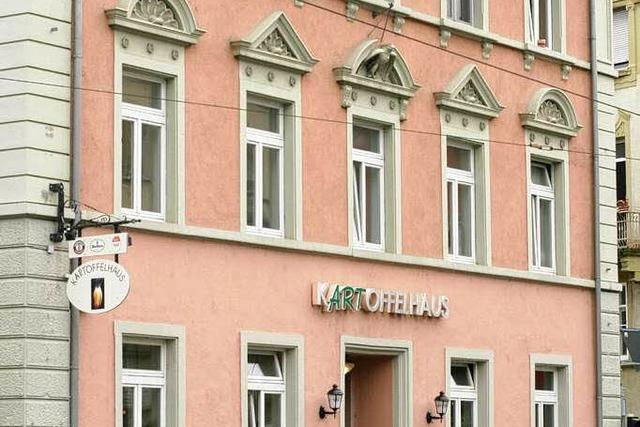Freiburg: Kartoffelhaus