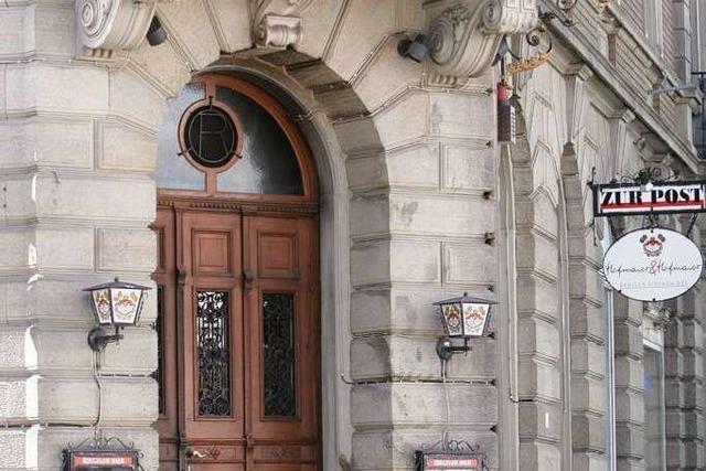 Emmendingen: Gasthof Zur Post