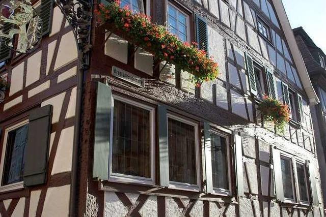 Lahr: Hotel-Restaurant Löwen