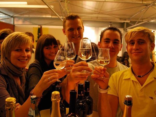 Weingenuss und gute Laune