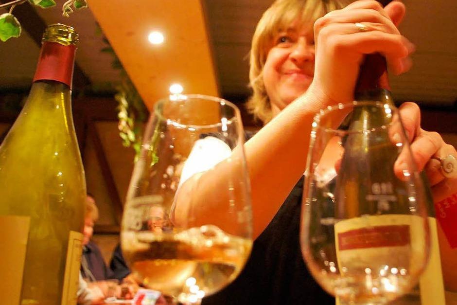 Impressionen vom Weinfest in Breisach (Foto: Benjamin Bohn)