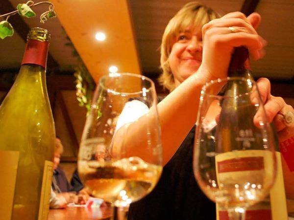Impressionen vom Weinfest in Breisach