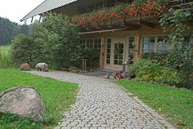 Bonndorf: Gasthof Sommerau