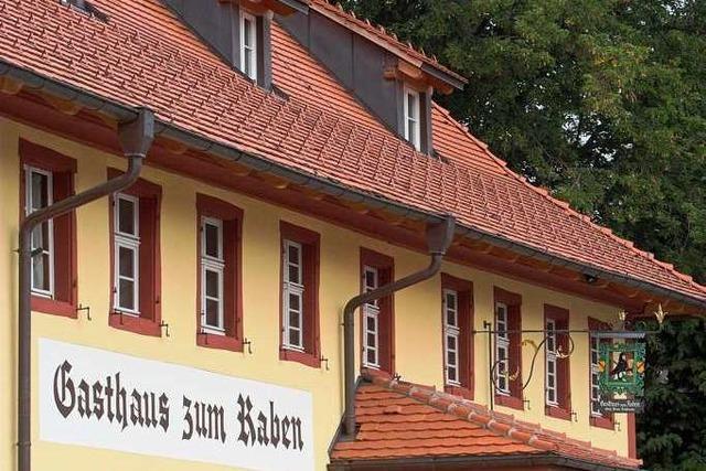 Horben: Restaurant Zum Raben