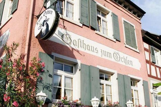 Eichstetten: Gasthaus Zum Ochsen