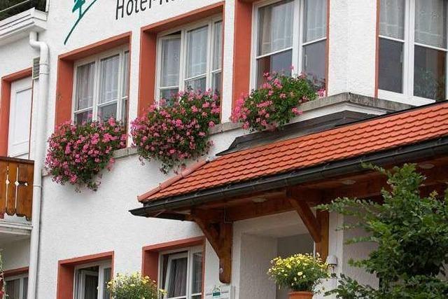 Altglashütten: Haus Sommerberg