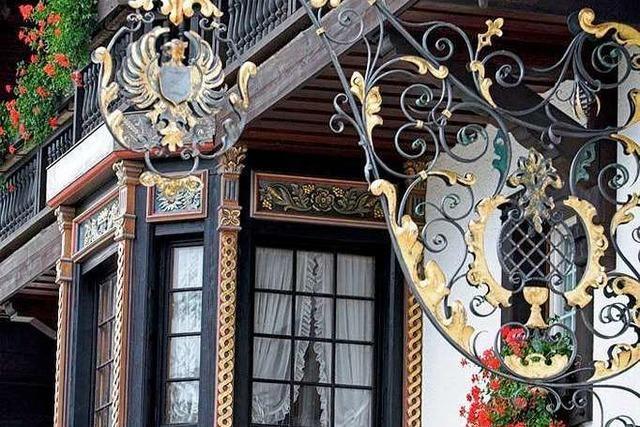 Häusern: Restaurant Adler