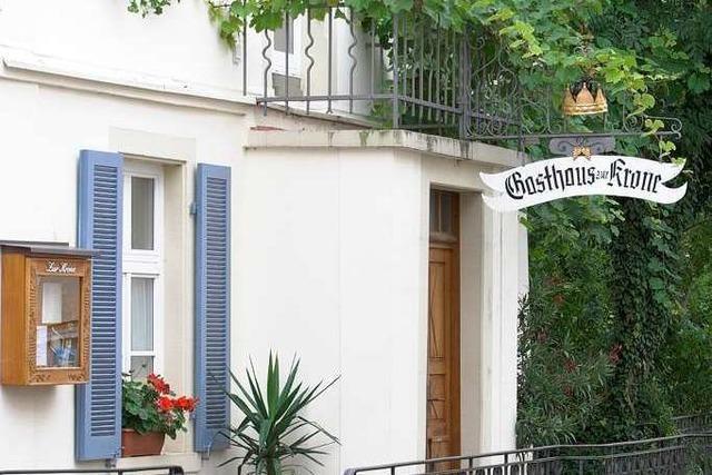 Schliengen: Gasthaus Zur Krone