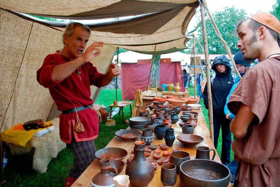 Das Römerfest in der Augusta Raurica (Foto: Thomas Loisl Mink)