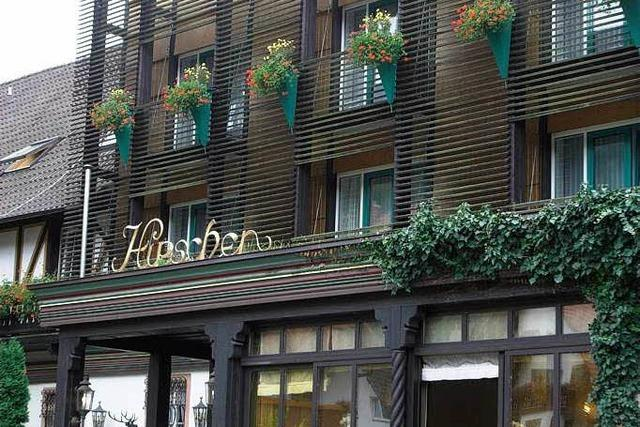 Glottertal: Restaurant Hirschen