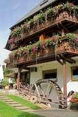 Grafenhausen: Schwarzwaldgasthof Tannenmühle