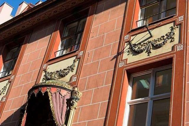 Freiburg: Großer Meyerhof