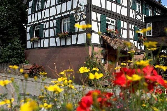 Durbach: Hotel-Restaurant Ritter