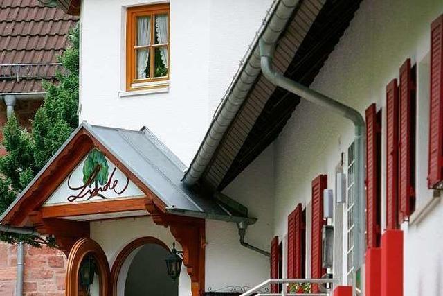 Sexau: Berggasthof Linde