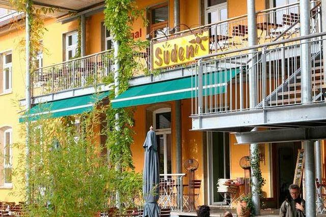 Freiburg: Restaurant Süden
